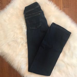 American Eagle Outfitters Slim Boot Jeans. Size: 0